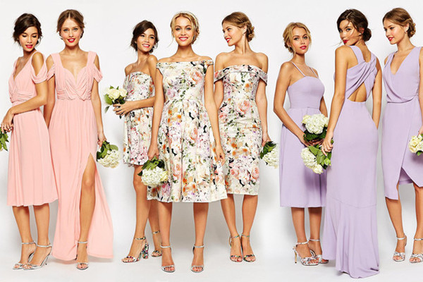 Weddings Are Getting a Stylish Upgrade with ASOS' Bridesmaids Collection -  Shopping News - Livingly