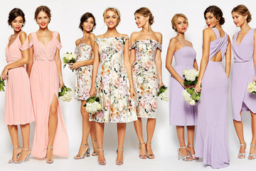Weddings Are Getting a Stylish Upgrade with ASOS' Bridesmaids Collection