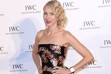 Naomi Watts Wore a Giant Watch With Her Cocktail Dress - Would You? [POLL]