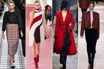 What Was the Best Look from Paris Fashion Week Fall 2015?