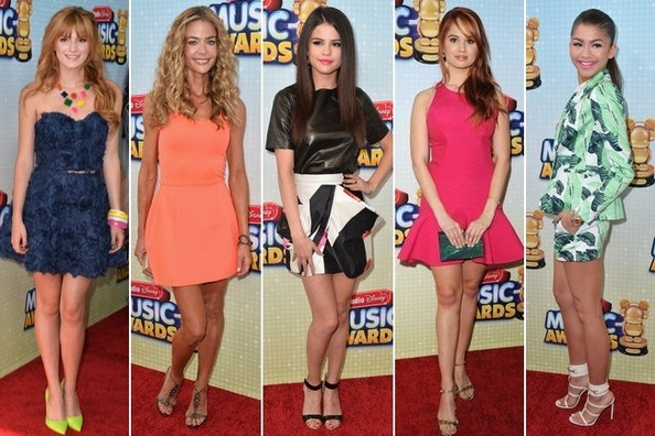 Best & Worst Dressed: Radio Disney Music Awards 2013