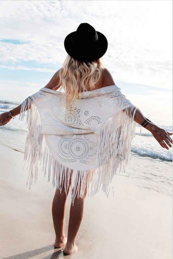 Beach Beauty: 6 Best Bikini Cover-Ups