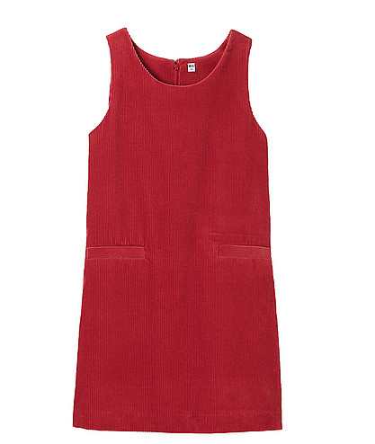A Simple, Timeless Tank Dress