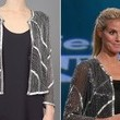 Heidi Klum's Silver Beaded Jacket on 'Project Runway'