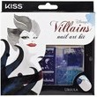 Kiss Pro Nail Art Disney Villain Series
