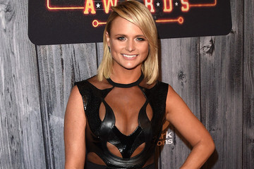 Look of the Day: Miranda Lambert's Edgy Gown