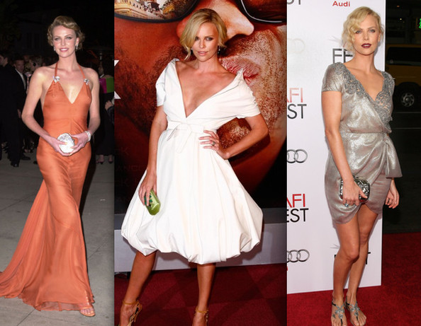The Style Evolution of Charlize Theron