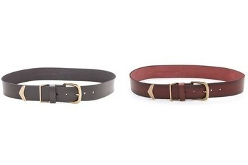StyleBistro STUFF: Linea Pelle's Perfect Belt