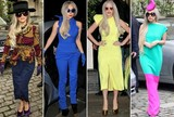 Lady Gaga's London Street Style