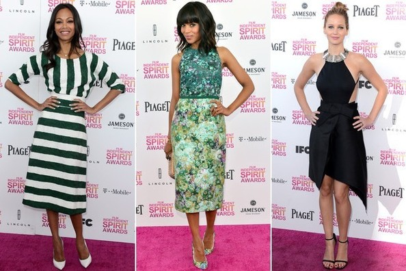 Best Dressed at the 2013 Independent Spirit Awards