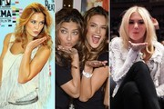 Supermodels Blowing Kisses