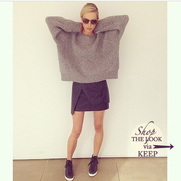 Karolina Kurkova Shows Us How to Do Sporty-Chic
