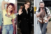Celebrity Hipsters