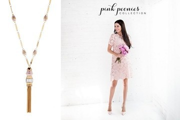 Pink Peonies Blogger Rach Parcell Launches a Jewelry Line