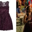 Kaitlyn Black's Lace Cocktail Dress on 'Hart of Dixie'