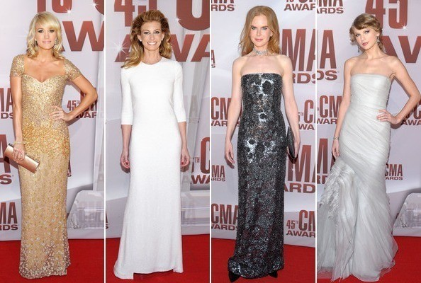 The Best & Worst Dressed at the 2011 CMA Awards