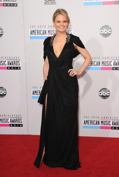 Jennifer Morrison at the 2012 AMAs