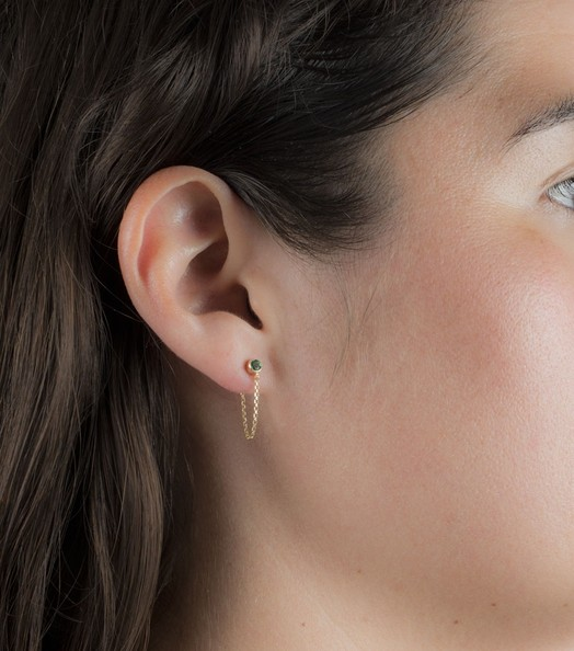 StyleBistro STUFF: Catbird's Barely-There (But Not Boring) Studs