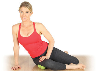 Workout Wednesday: Jill Miller's Five-Step Tension Buster