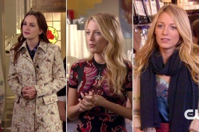 Thanksgiving Outfit Ideas From Gossip Girl Stylebistro