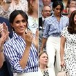 Meghan Markle Style: Showing Your Stripes
