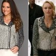 Hayden Panettiere's Tweed Motorcycle Jacket on 'Nashville'