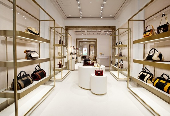 Inside Chloe's New SoHo Boutique