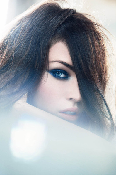 Megan Fox Is Absolutely Gorgeous in Armani's Summer Beauty Campaign
