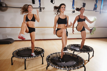Why You Should Replace Your Treadmill with a Trampoline