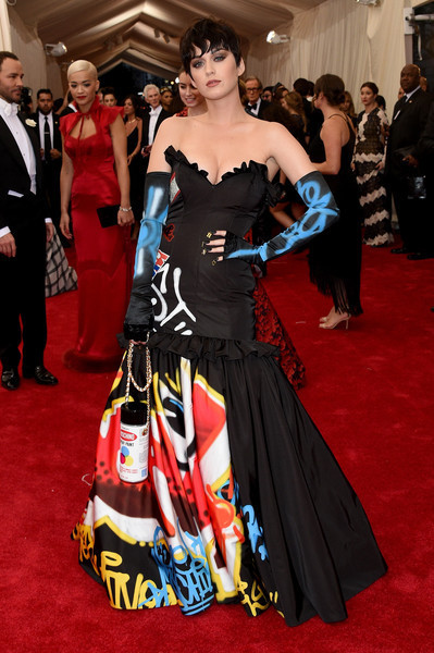 Katy Perry In Moschino, 2015