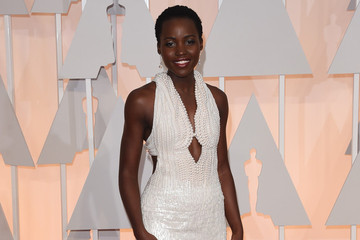 Lupita Nyong'o's Oscars Dress Was Stolen, Celebrities React to #TheDress and More