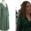 Sofia Vergara's Green Dress on 'Modern Family'