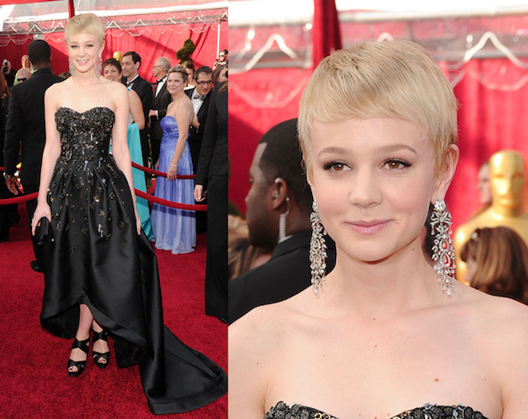 BEST: Carey Mulligan