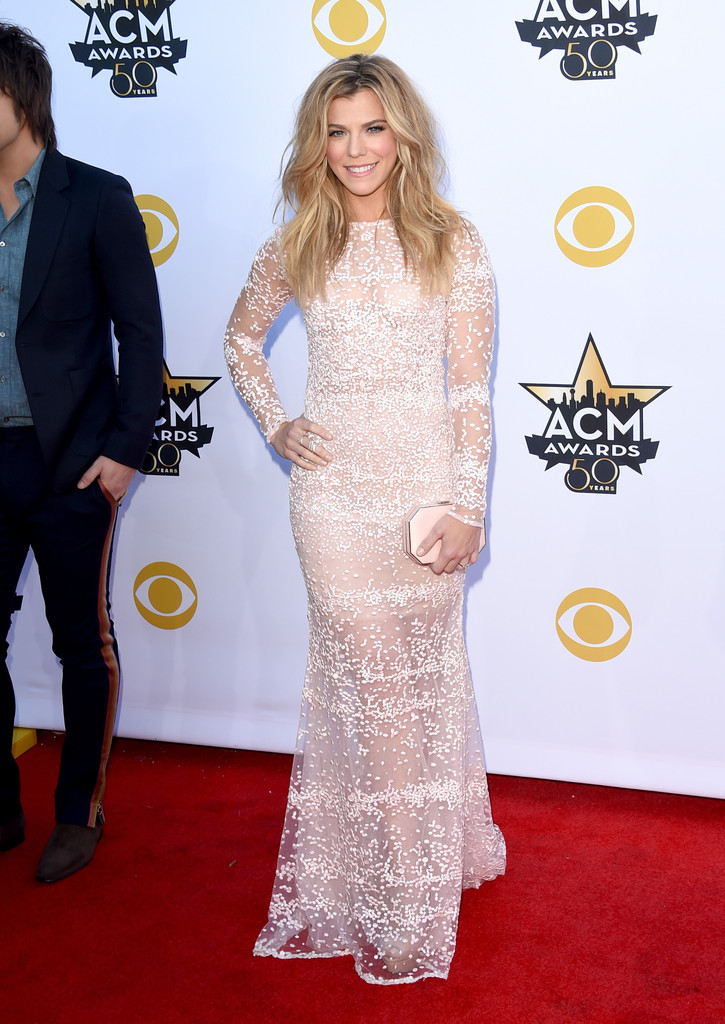 Kimberly Perry Every Look From The 2015 Academy Of