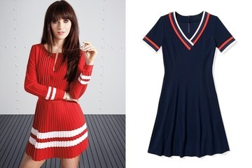 Collab We Love: Zooey Deschanel x Tommy Hilfiger