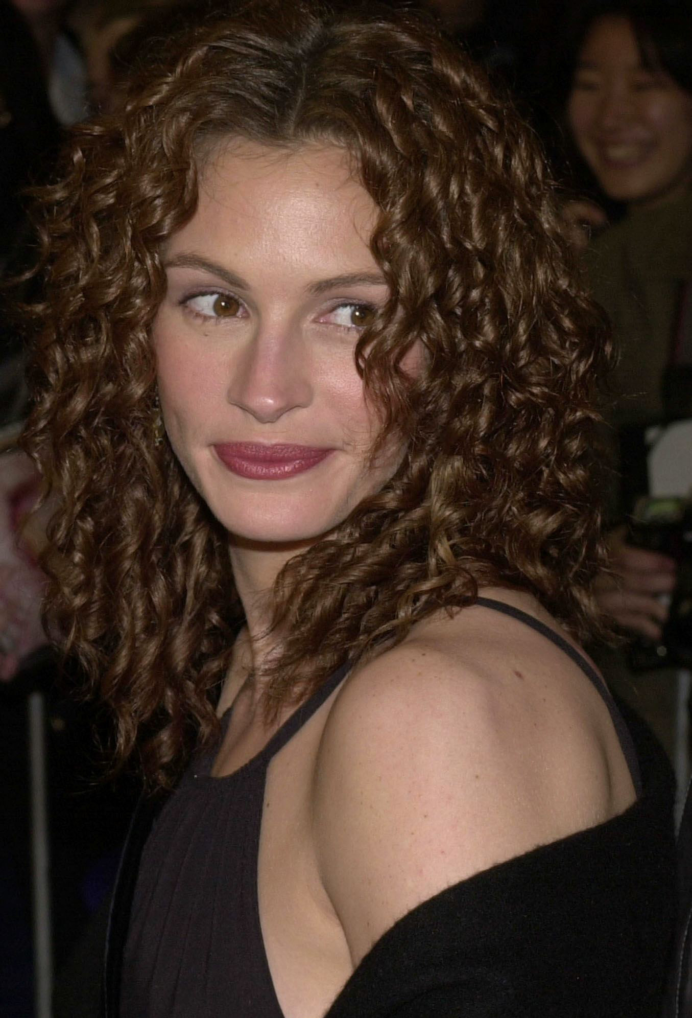 Julia Roberts Natural Hair Color Brown Do You Know The
