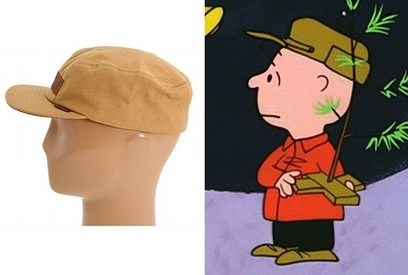 Charlie Brown's Cap in 'A Charlie Brown Christmas'