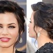 Jenna Dewan-Tatum's Low, Side-Parted Bun