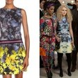 A Watercolor Sheath Dress Like AnnaSophia Robb's on 'The Carrie Diaries'