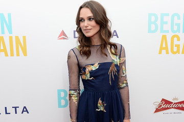 Keira Knightley's Statement-Making Gown