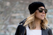 Street Style Spotlight: Black Leather