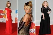 Best and Worst Dressed at the 2012 Brit Awards