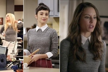 The Preppy Pullover Loved By Small-Screen Stars