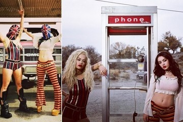 "Charli XCX and Rita Ora Hit the Road in ""Doing It"" Music Video"