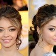 Sarah Hyland's Perfectly Pretty Ponytail