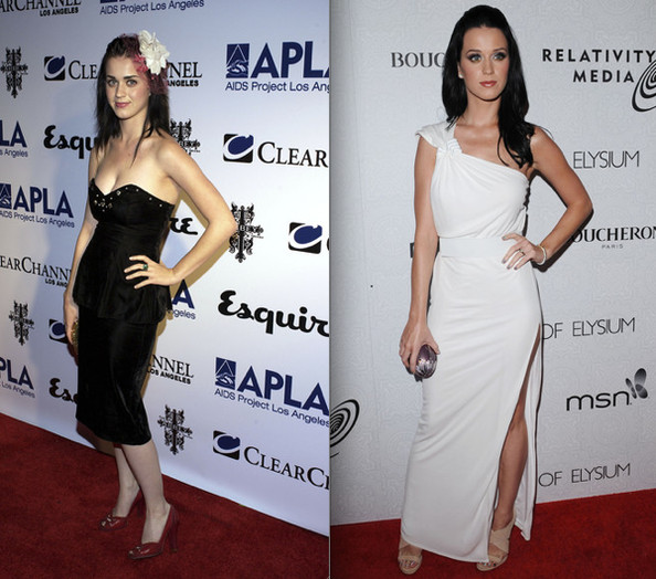 The Style Evolution of Katy Perry