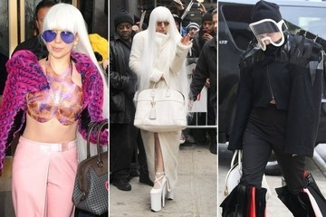 What's Your Favorite Lady Gaga Ensemble of the Week? Vote!