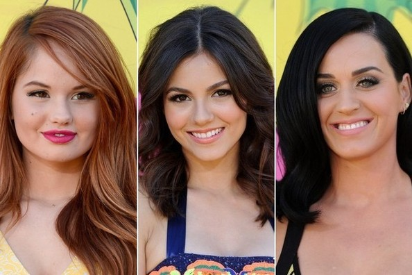 The Best Hair & Beauty Looks at the 2013 KCAs