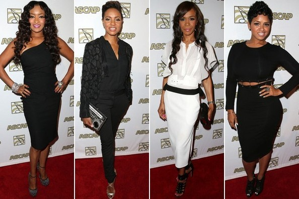 Best Dressed at the ASCAP Rhythm & Soul Music Awards