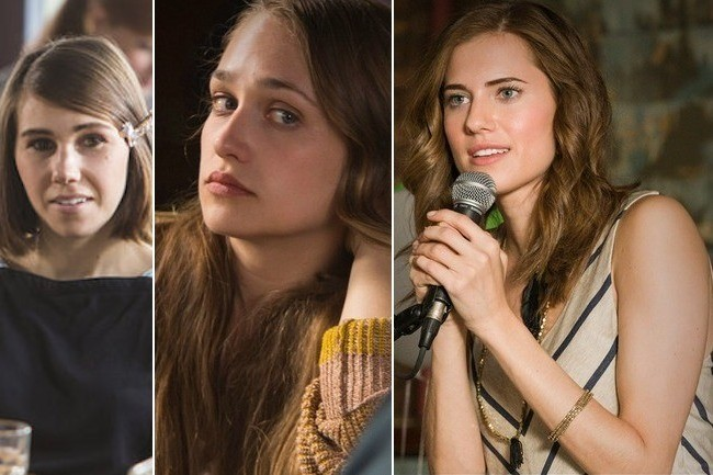 See What 'Girls' Stars Have Up Their Sleeves This Season